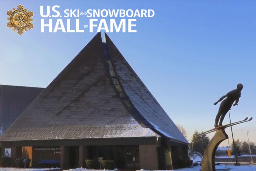 Ski Hall Building